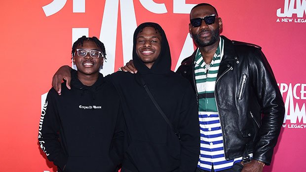 LeBron James Posts Sweet Tribute To Look-Alike Son Bronny On His 17th B-Day: 'My Baby Boy'.jpg
