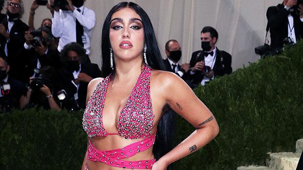 Lourdes Leon, 25, Channels Mom Madonna With Sexy Dominatrix Bodysuit — Watch.jpg