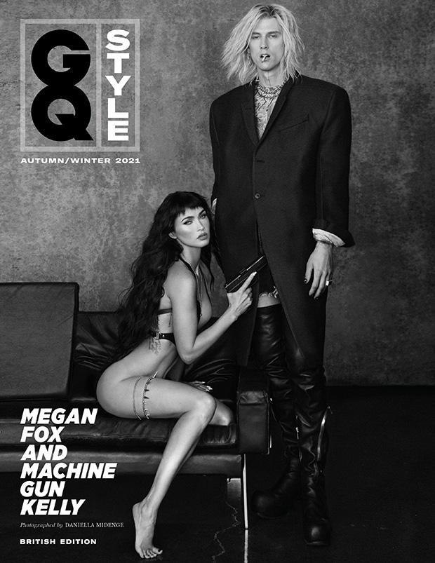 Megan Fox & Machine Gun Kelly