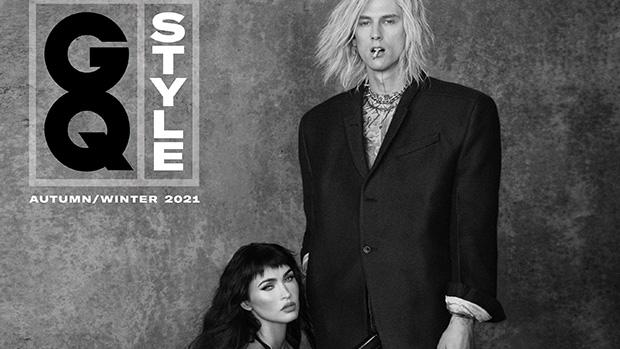 Megan Fox Strips Down For Intimate 'GQ' Cover Shoot As MGK Admits Their Romance Isn't 'Perfect'.jpg