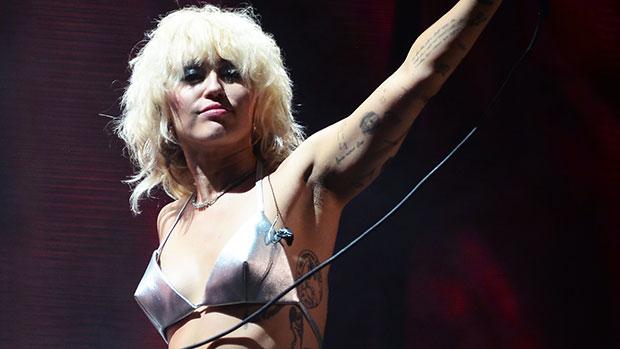 Miley Cyrus Rocks Short Shorts & Wild Blonde Hair At Soundcheck For Austin City Limits — Watch.jpg