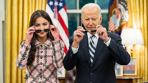 Olivia Rodrigo Says Meeting President Joe Biden Was 'So Crazy' & Reveals What He Gifted Her.jpg