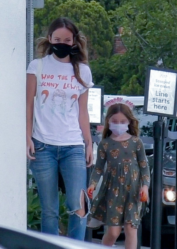 olivia wilde and daughter daisy