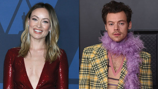 Olivia Wilde Smiles On Coffee Date With BF Harry Styles Ahead Of His NY Show — Photos