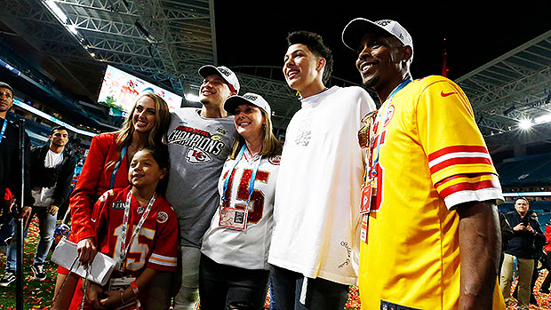 Patrick Mahomes' Siblings: Everything To Know About The QB's Brother & Half-Sisters
