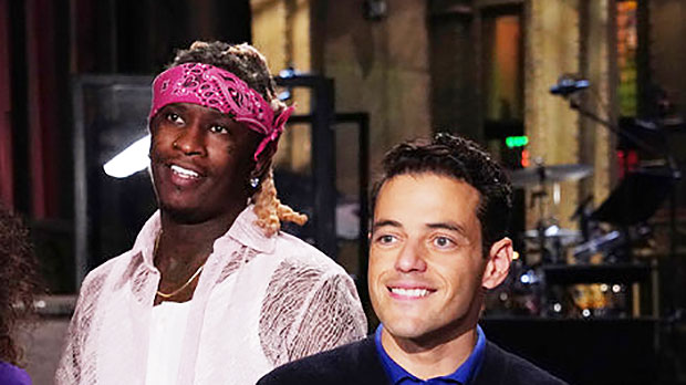 Rami Malek Hosting 'SNL' For The 1st Time On Oct. 16 With Musical Guest Young Thug
