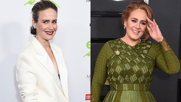 Sarah Paulson Nails An Impression Of Adele After Fans Say They Look Identical — Watch.jpg