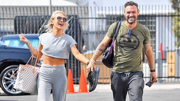 Sharna Burgess & Brian Austin Green Celebrate 1-Year Anniversary: 'You're Everything I've Ever Wanted'.jpg