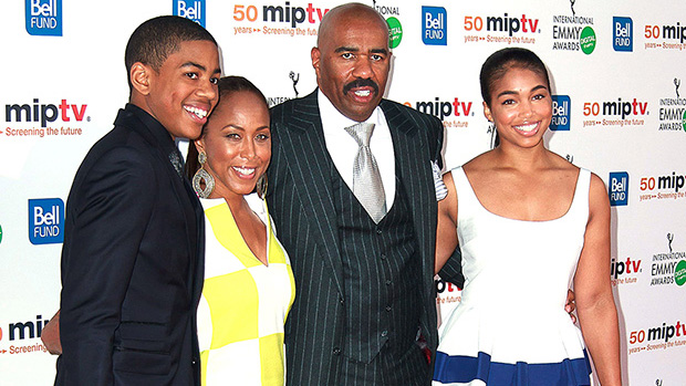 Steve Harvey's Children: Meet His 7 Kids, Including Daughter Lori, Who's Dating Michael B. Jordan.jpg