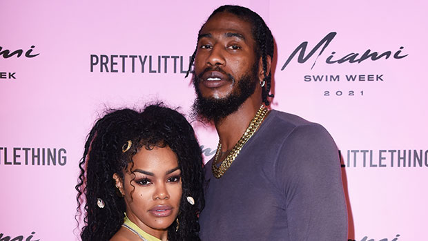 Teyana Taylor Reveals Why She's 'Not Surprised' By Hubby Iman Shumpert's 'DWTS' Success