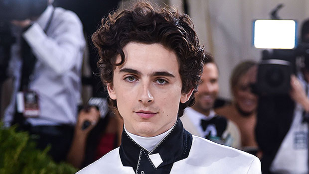 Timothee Chalamet Transforms Into The Iconic Willy Wonka For New Film — See 1st Pics thumbnail
